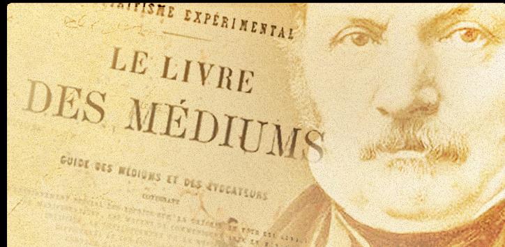 O Livro dos Médiuns – um pouco de história